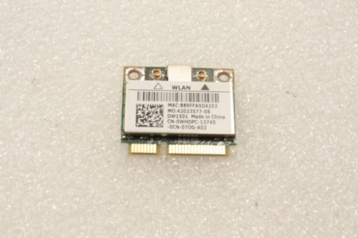 Dell Inspiron One 2310 All In One PC WiFi Wireless Card 0WHDPC