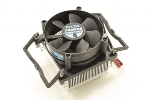 Arctic Cooling Super Silent 4 3Pin Socket 478 CPU Heatsink Fan