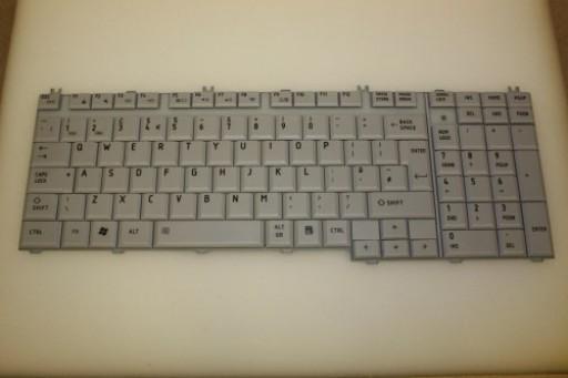Genuine Toshiba Equium P200 Keyboard MP-06876GB-6981 PK130170340
