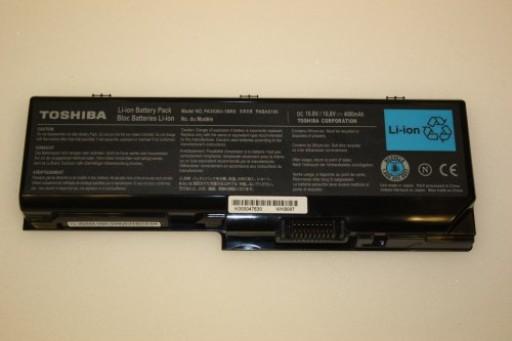 Genuine Toshiba Equium P200 Battery PA3536U-1BRS