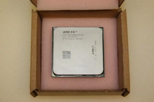 AMD FX-6100 3.3GHz FD6100WMW6KGU Socket AM3+ Hexa Core CPU Processor