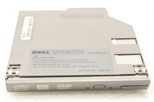 Dell Latitude D620 DVD/CD-RW IDE Drive 0XJ019 HK131 8W007-A01