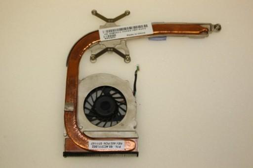 Dell XPS M1330 CPU Heatsink Fan MM911 0MM911