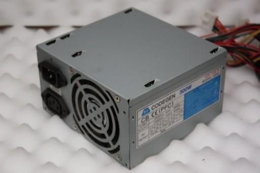 Codegen 300X ATX 300W PSU Power Supply