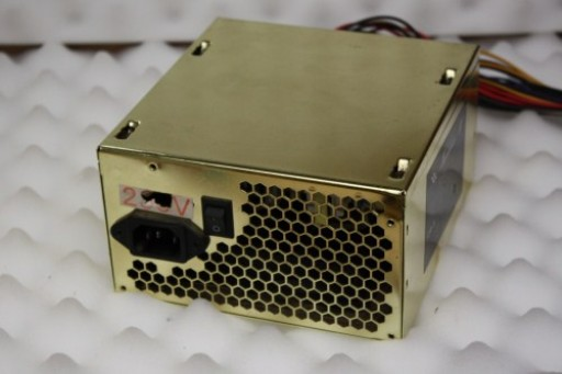 Colorsit 400U 400W Golden Silent ATX PSU Power Supply