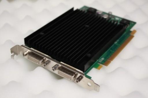 nVidia Quadro NVS 440 256MB PCI Express 385641-001 390423-001 Quad-Head Graphics Card