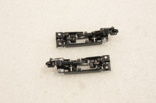 Dell XPS M2010 Plastic Bracket Support Release Latch Left Right Set