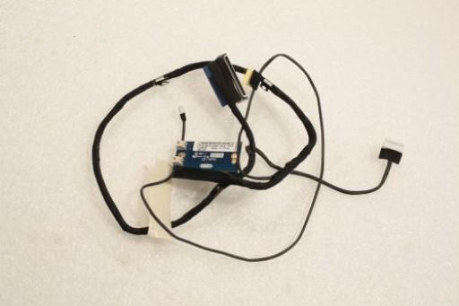 Dell XPS M2010 Hinge Cable Board XJ819 DC020003P0L