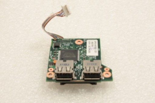 HP Compaq 6510b Card Reader USB Board 443883-001