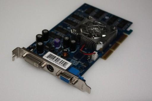 XFX nVidia GeForce FX 5600XT 128MB AGP VGA DVI TV-Out Graphics Card