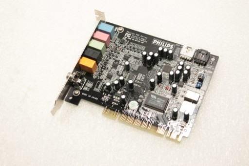 Philips GQ968 6 Channel PCI Express Sound Card PSC724