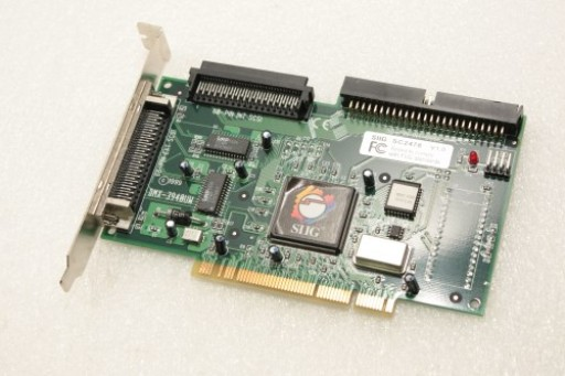 SIIG DMX-3940UW PCI SCSI UltraWide Controller Adapter Card SC2478 V1.0