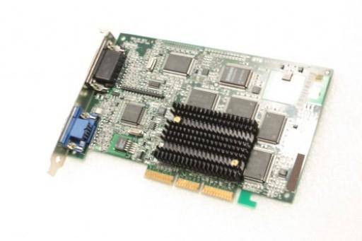 MATROX G4+MVTA16GRI AGP Graphics Video Card GAN87538