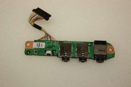 HP Pavilion dv9000 Audio Ports Board DA0AT9AB8C9