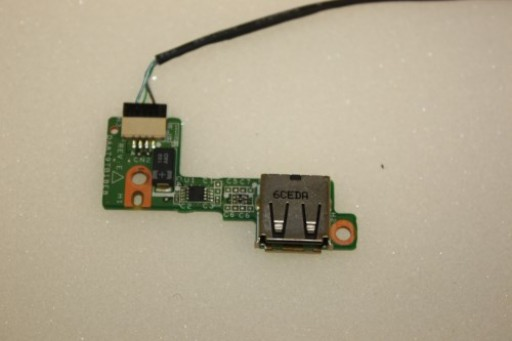 HP Pavilion dv9000 USB Port Board Cable DAAT9TB18E8