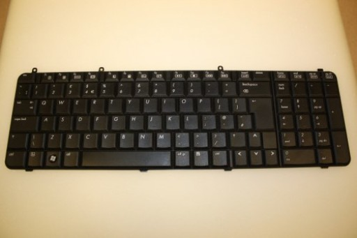 Genuine HP Pavilion dv9000 Keyboard AEAT5E00210 9J.N8982.10U