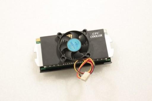 Intel Pentium III 550MHz 100MHz 512KB Socket 1 CPU Processor Cooling Fan SL3F7