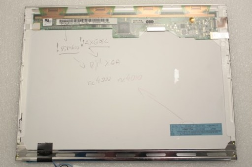 "HP Compaq NC4000 NC4010 IBM 12.1"" XGA IAXG02C LCD Screen 55P4600"