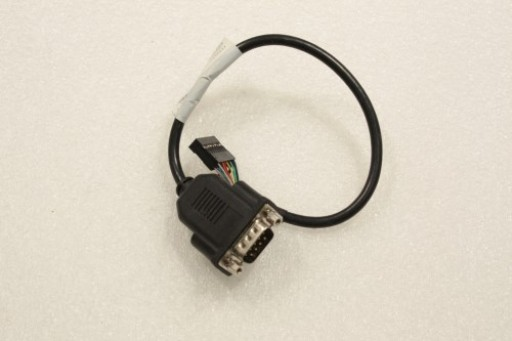 Lenovo ThinkCentre Edge 72 Serial Port RS232 Cable 71Y6217