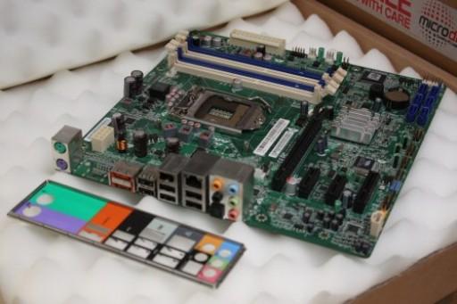 Foxconn P55M01 P55M01P8-1.0-8EKS3HS1 Socket 1156 i3 i5 i7 Motherboard Packard Bell Power X20