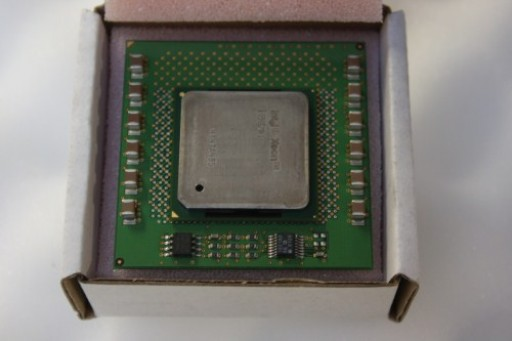 Intel Xeon 1400DP 1.4GHz 400MHz 256KB 603 CPU Processor SL4WX