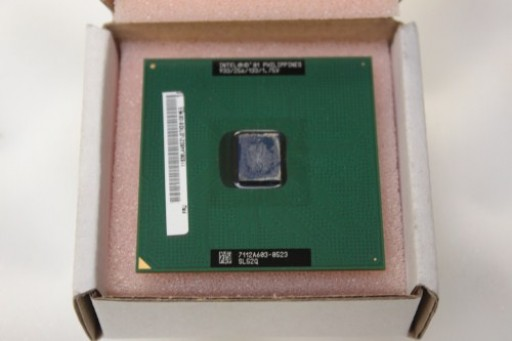 Intel Pentium III 750MHz 100MHz 256KB Socket 370 CPU Processor SL3XZ