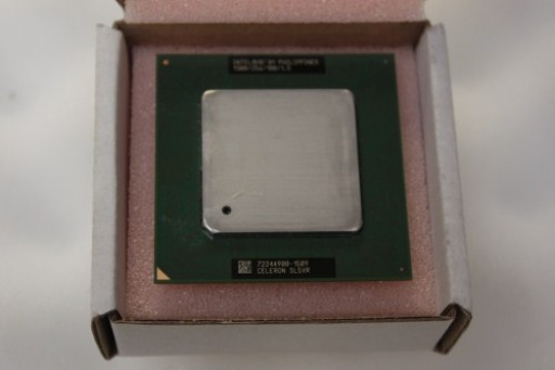 Intel Celeron 1.2GHz 100MHz 256KB Socket 370 CPU Processor SL5XS