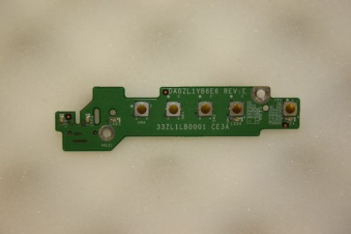 Acer Aspire 5000 Power Button Board DA0ZL1YB6E6