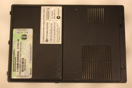 Acer Aspire 5000 Series HDD Hard Drive Door Cover