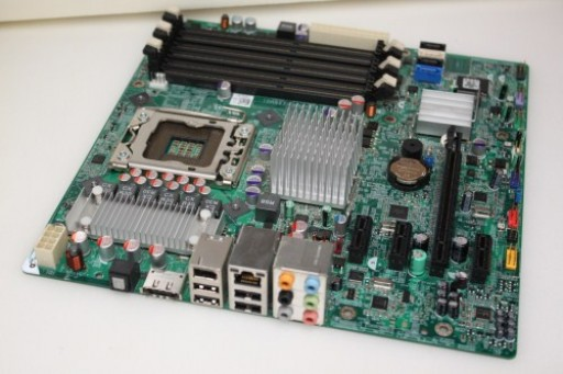 Dell Studio XPS 435MT 0R849J R849J Socket 1366 i3 i5 i7 Motherboard