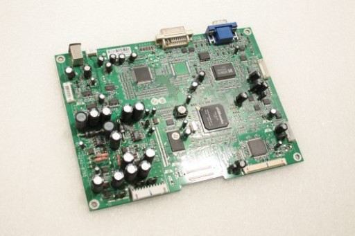 Siemens Nicview P20-1 VGA DVI Audio Mine Board 3200-0122-0150