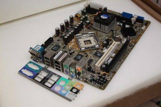 Shuttle SD30G20/FD30 Socket LGA775 Motherboard