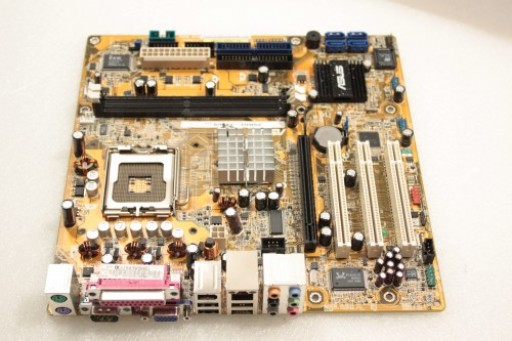 Asus P5RD2-TVM/S Socket LGA775 Motherboard