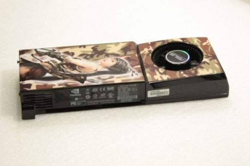Asus GeForce GTX260 Heatsink Fan Shroud 135-0127-000