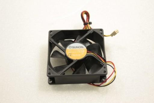 Sunon KD1209PTB2 (2) 3Pin Cooling Fan 92mm x 25mm