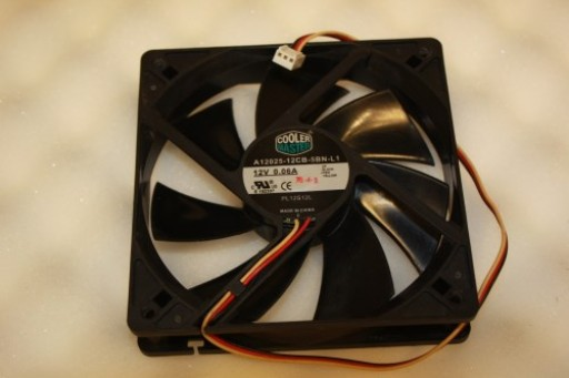 Cooler Master A12025-12CB-5BN-L1 PL12S12L 3Pin Case Fan