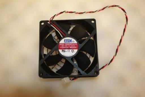 AVC DS09225R12H-014 90mm x 25mm 3Pin Case Fan