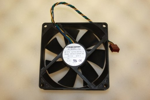 Foxconn PV902512PSPF 90mm x 25mm 4Ppin Case Fan