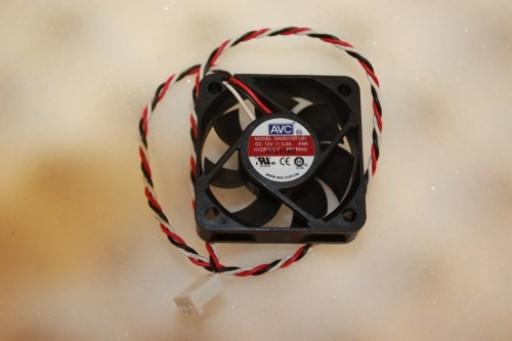 AVC DA05015R12H 50mm x 15mm 3Pin Case Fan