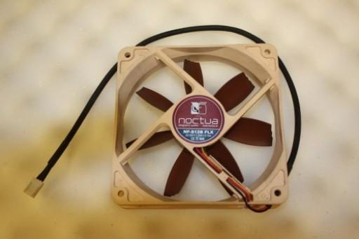 Noctua NF-S12BFLX 120mm x 25mm 3Pin Case Fan
