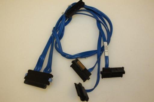 Dell Precision T5400 4 Drop HDD SATA Cable CH328 0CH328