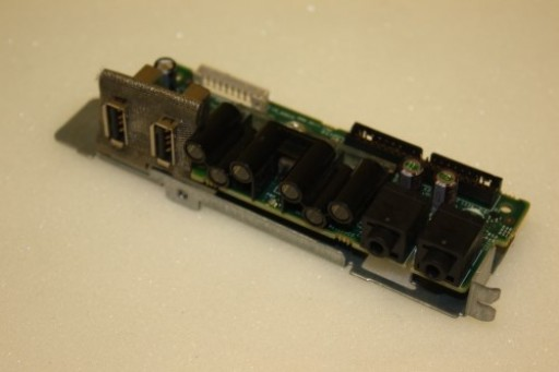 Dell Precision T5400 Power Button USB Audio Board MM777