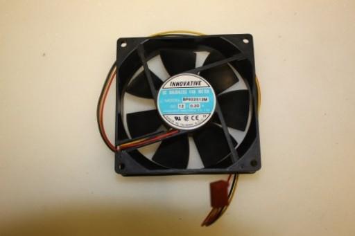 Innovative BP922512M 90mm x 25mm 3Pin Case Fan