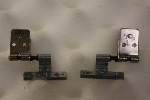 HP Compaq Presario V4000 Hinge Set of Left Right Hinges