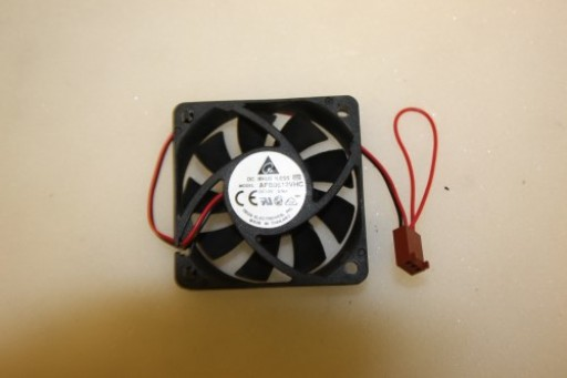 Delta Electronics AFB0612VHC 60mm x 15mm 3 Pin Case Fan