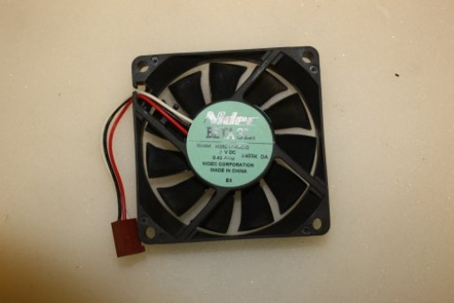 Nidec H35017-58CQ 70mm x 15mm 3Pin Case Fan