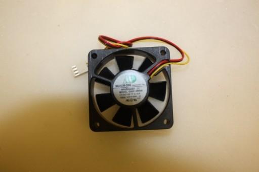 Motor One D06K12MWB 60mm x 25mm 3Pin Case Fan