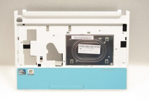 Acer Aspire One PAV70 White Palmrest Touchpad AP0F30009900