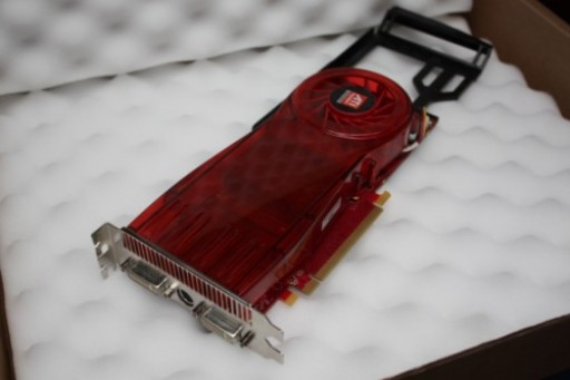 ATI Radeon HD 3870 512MB PCI-Express Graphics Card