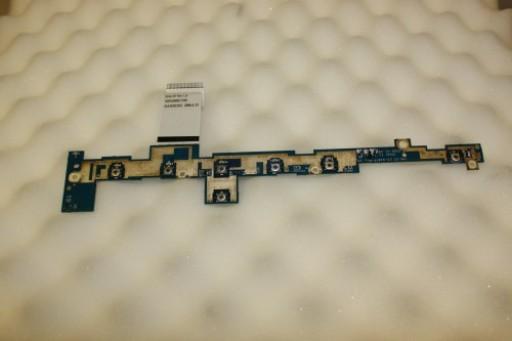 HP Pavilion dv5000 Power and Media Button Board 4559BQ32L01